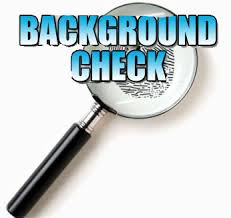 background check government oversight
